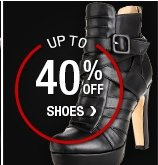 Up to 40% OFF Shoes