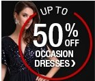 UP TO 50% OCCSION DRESSES