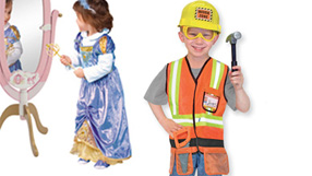 Little Builders & Princesses (Great Gifts)