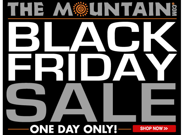 BLACK FRIDAY SALE - ONE DAY ONLY - SHOP NOW