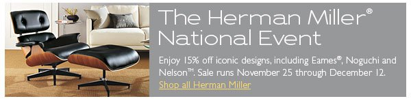 The Herman Miller National Event