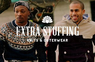 Knits and Outerwear