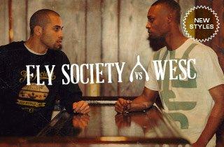 Fly Society vs. WeSC