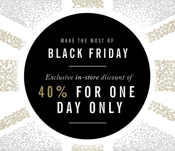 Make the Most Of Black Friday