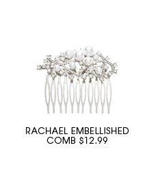 Rachael Embellished Comb