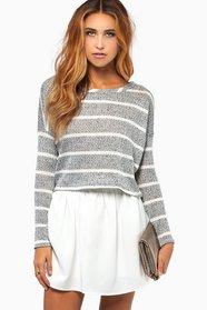 Supernova Striped Sweater