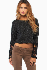 Desiree Long Sleeve Sweater