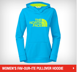 WOMEN'S FAV-OUR-ITE PULLOVER HOODIE