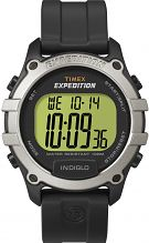 Men's Timex Indiglo Expedition Alarm Chronograph