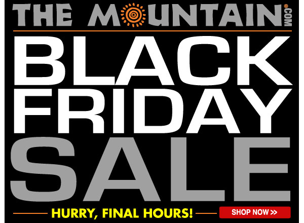BLACK FRIDAY SALE - HURRY, FINAL HOURS! - SHOP NOW
