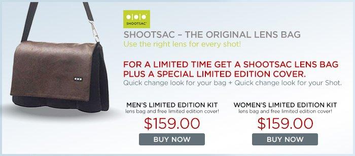 Adorama - Shootsac The Original Lens Bag
