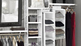 New Years Resolution: Organize Your Closet