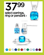 37.99 select earrings, ring or pendant›
