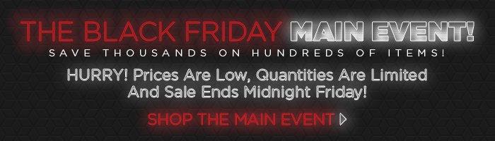 Adorama - The Black Friday Main Event