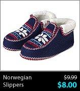 Norwegian Slippers