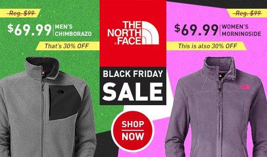 North Face Black Friday Specials