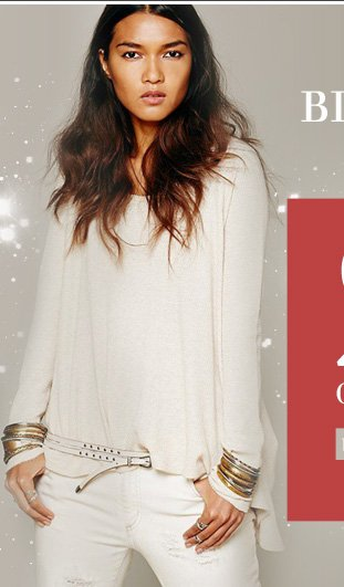 Black Friday Sale! Enjoy 20% OFF online and in-store with coupon code BF2013!