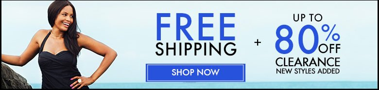 Free Shipping + up to 80% OFF Clearance New Styles Added - Shop Now