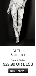All-Time Best Jeans