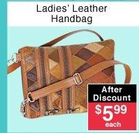 Ladies' Leather Handbag