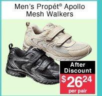 Men's Mesh Walkers