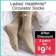 Ladies' Circulator Socks