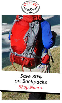 Shop Osprey 30% Off