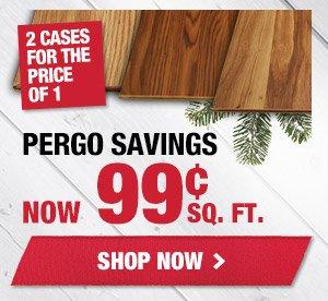 Pergo Savings