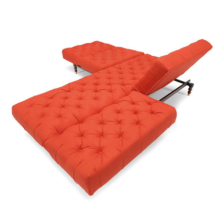 Oldschool Chesterfield Sofa