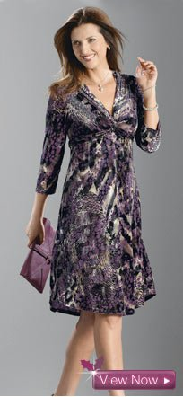 View the Printed Dress