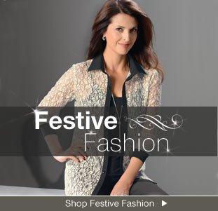 Shop Festive Fashion