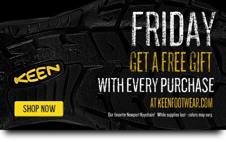 Black Friday - Free Gift With Purchase!