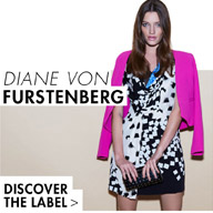 DIANE VON FURSTENBERG - SHOP UP TO 50% OFF