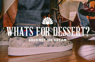 What's For Dessert? Gourmet IceCream