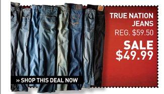 Shop Select True Nation Jeans