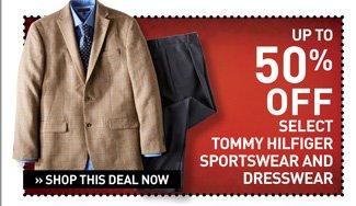 Shop Select Tommy Hilfiger