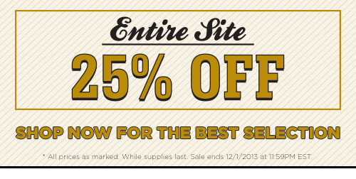 25% OFF - Shop now for the best selection.