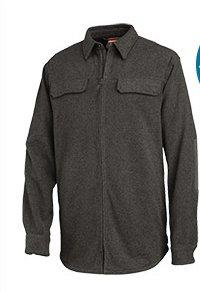 Men's Fractal Shirt Jacket