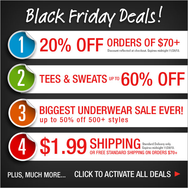 Shop Black Friday Deals
