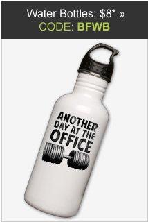 Water Bottles: $8 with code BFWB
