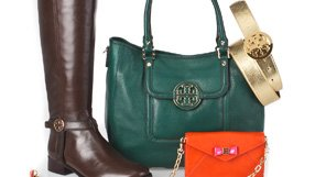 Tory Burch Handbags, Shoes and more