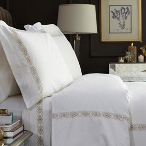 Luxe Gifts to Live In: European Bedding & More