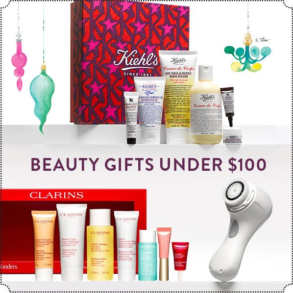 BEAUTY GIFTS UNDER $100