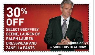 Shop Select Dresswear