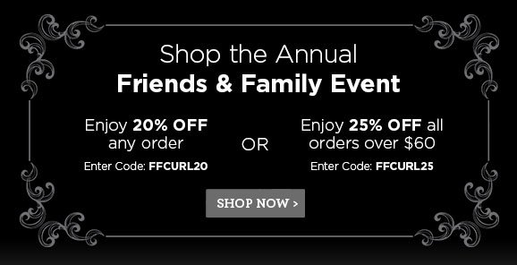 Shop The Annual Friends & Family Event. Shop Now