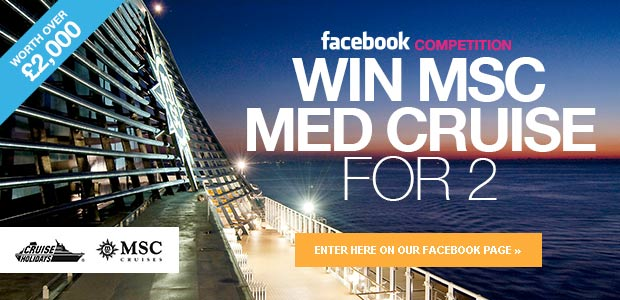 Win MSC Med Cruise For 2