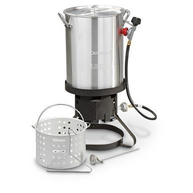 Cajun Injector® Gas Fryer
