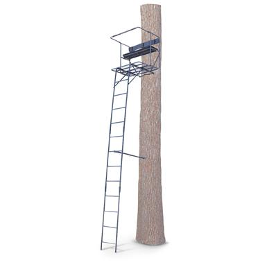 Guide Gear® 17 1/2' Deluxe 2-man Ladder Tree Stand