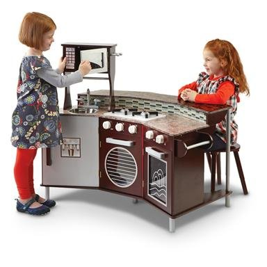 Teamson® My Little Chef Deluxe Kitchen Play Set