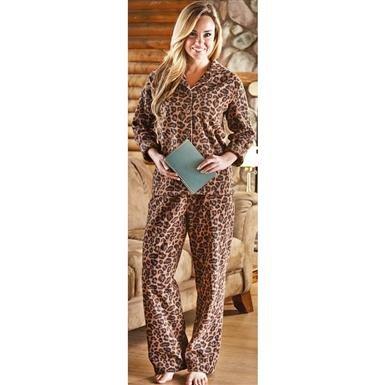 Women's Guide Gear® Print Pajamas Set
